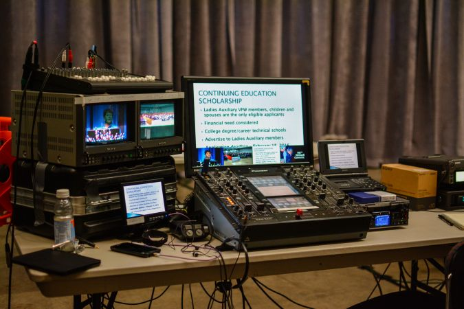 Video Production VFW Convention #318<br>6,000 x 4,000<br>Published 8 months ago