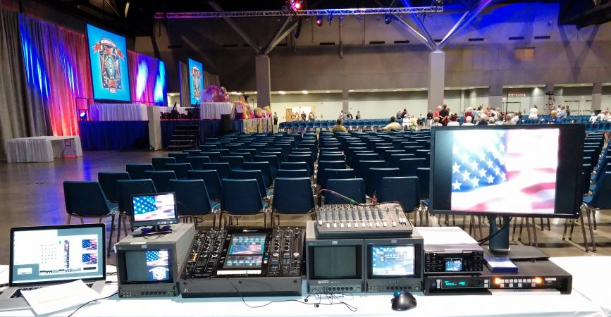 Video Production VFW Convention #321<br>4,148 x 2,154<br>Published 8 months ago