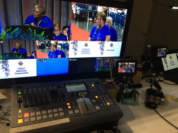 Video Production VFW Convention #325<br>4,032 x 3,024<br>Published 8 months ago