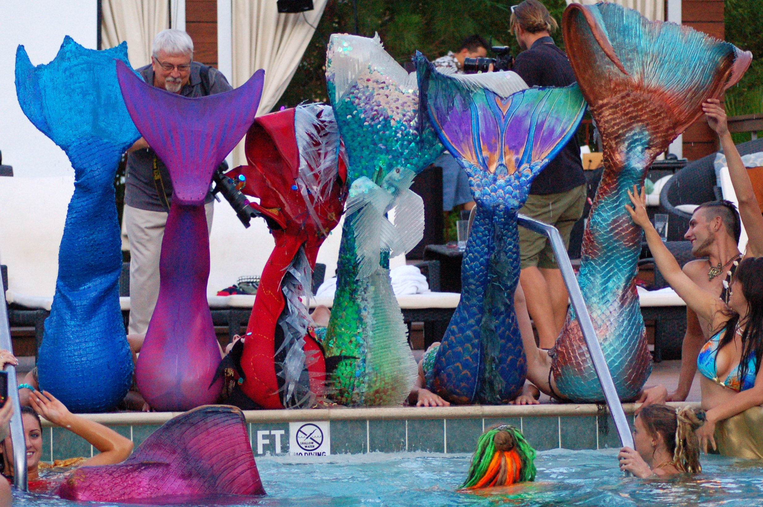 Mermaid Convention Photography Photo #283